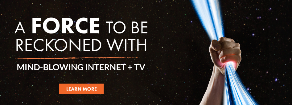 A Force to be Reckoned With - Mind-Blowing Internet+TV