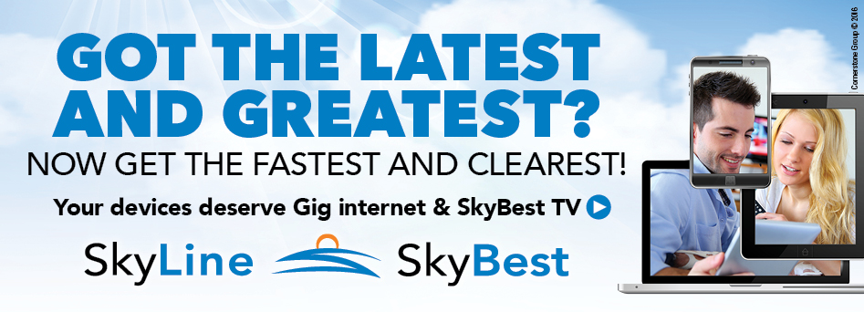 Got the latest and greatest? Click here for the fastest and clearest