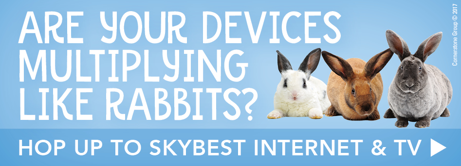 Are your devices multiplying like rabbits? Click here for the fastest and clearest